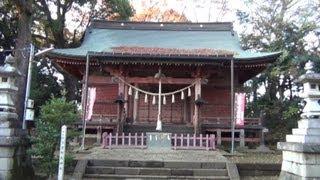 わらべ唄「通りゃんせ」の舞台となったといわれる三芳野神社を撮影しま...