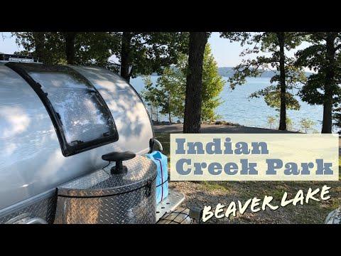 Indian Creek Campground - Beaver Lake