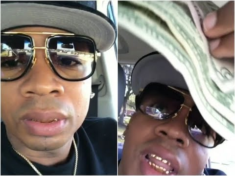 Chick-Fil-a  worker thought Plies Money Was Counterfeit At The drive-thru & He's Pissed Off