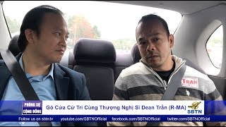 PHÓNG SỰ CỘNG ĐỒNG: Gõ cửa cử tri cùng với thượng nghị sĩ Dean Trần