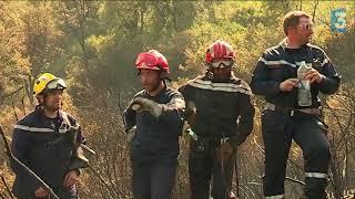 Tavaco : un nouvel incendie brûle 3 hectares