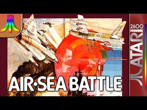 Longplay of Air-Sea Battle