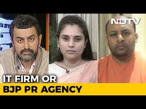 'Silver Touch' Behind BJP's Social Media Dominance?