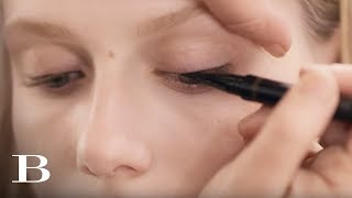 How To Do Cat Eye Make-up | Tutorial with Wendy Rowe | Burberry Beauty