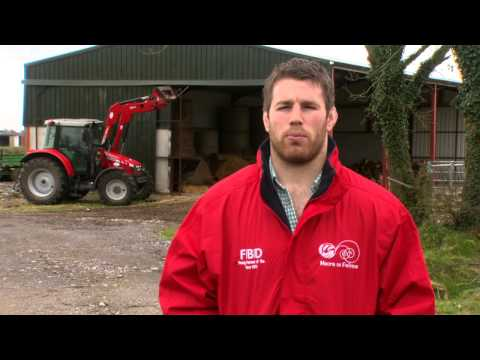 The 'Tullow Tank', Seán O'Brien, talks Innovation and Training in Farming