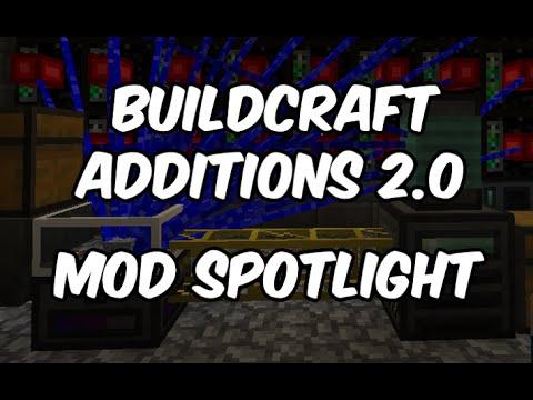 Buildcraft Additions 2.0: Mod Spotlight w/AEnterprise (part 1 of 2)