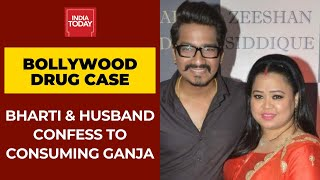 Bharti Singh And Haarsh Limbachiyaa Confess To Consumption Of Ganja; Both To Be Produced In Court