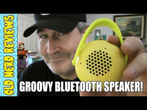 My Groovy Bluetooth Speaker/Shower Radio! - Friday Favorites #5