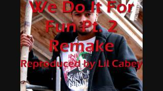 Tha Joker - We Do It For Fun Pt. 2 Instrumental/Remake (Free DL!)