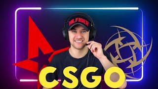 Astralis vs NiP / Прогнозы на Спорт /CSGO