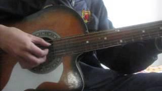 Giấc mơ bình yên - Guitar by Ấu