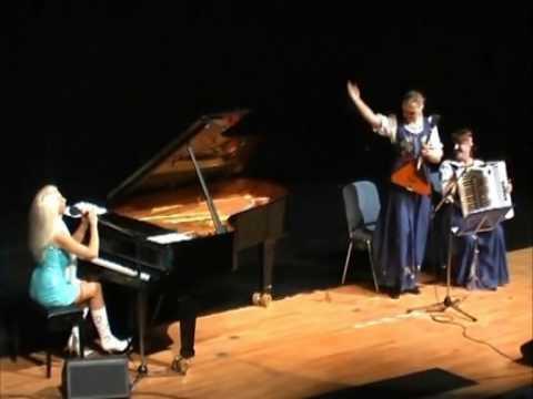 Neapolitan Song - Peter Tschaikowsky