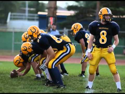 2010 Portage Central Varsity Football Vs Coldwater High School In