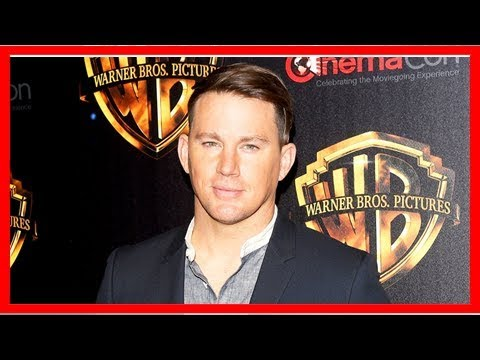 Channing Tatum Walks First Red Carpet Since Jenna Dewan Split: Photo
