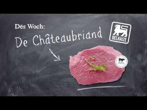 Delhaize Luxembourg - De Châteaubriand