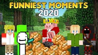 dream smp funniest moments 2021