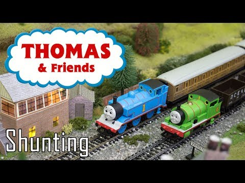 Train Shunting With Thomas & Friends