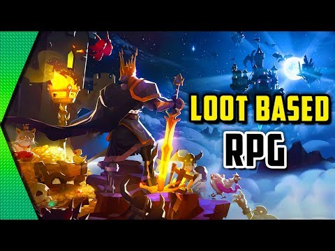 The Mighty Quest For Epic Loot - LOOT-BASED MOBILE RPG BY UBISOFT FIRST IMPRESSIONS| MGQ Ep. 366