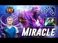 Miracle Templar Assassin w/ HEX | Dota 2 Pro Gameplay