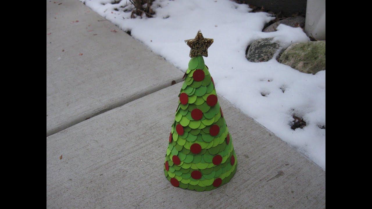 jpg middot office christmas. Paper Cone Christmas Tree Craft Tutorial Jpg Middot Office S