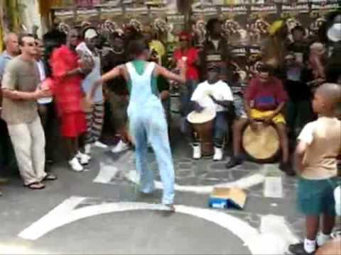Le tour du monde en musique: Guadeloupe - Le gwo ka