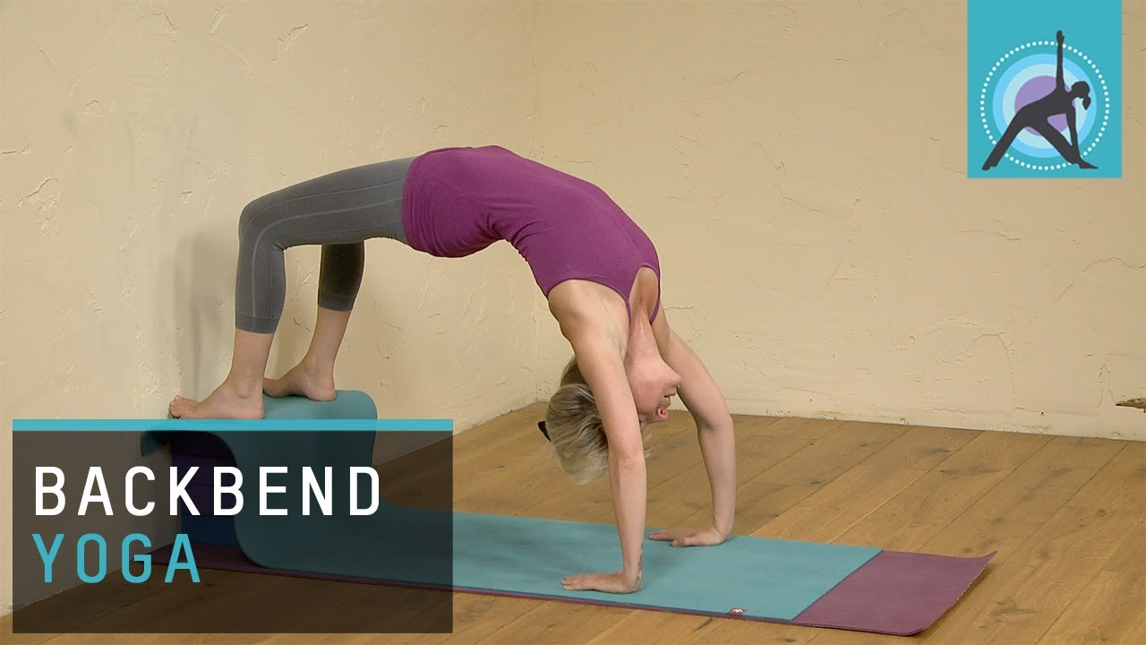 How to Open your Shoulders in a Back Bend, Yoga with Nichi Green