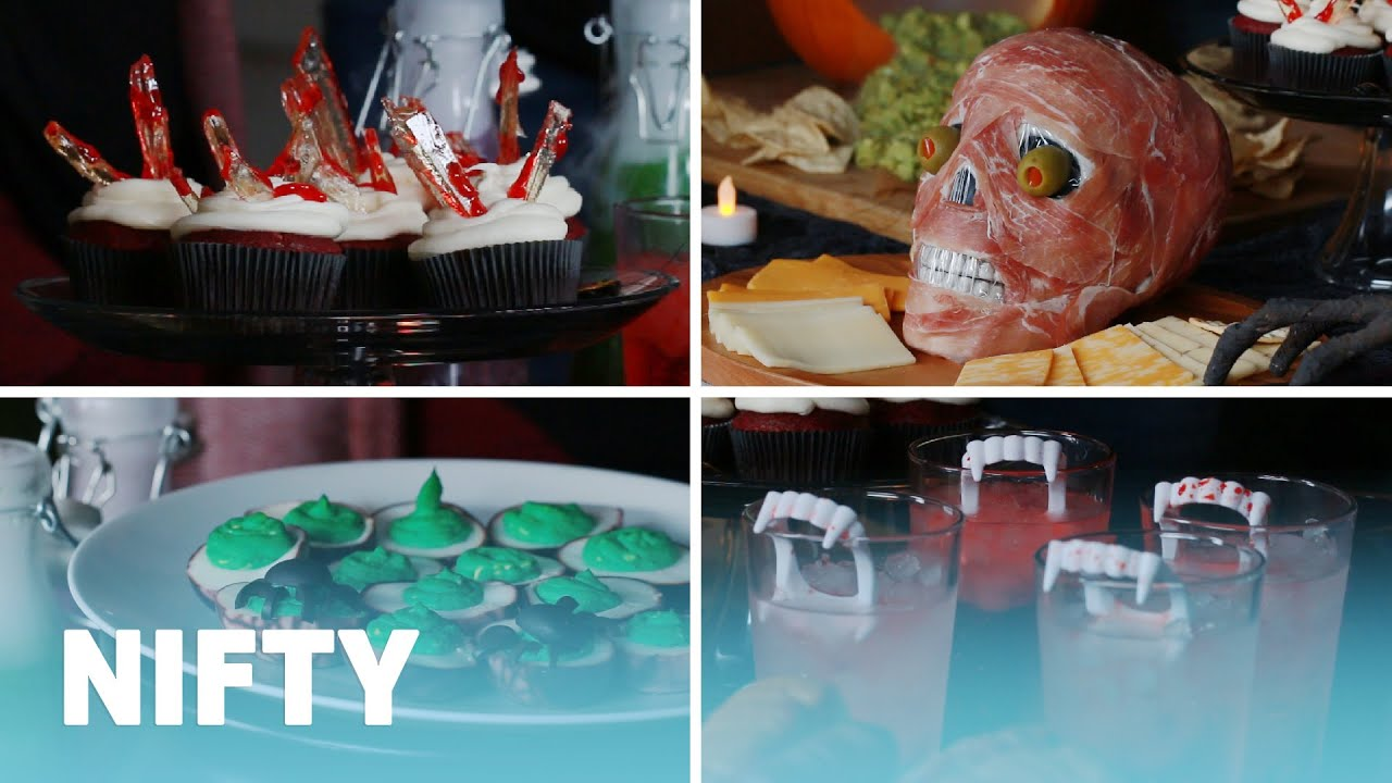 Terrifying Halloween Food Ideas