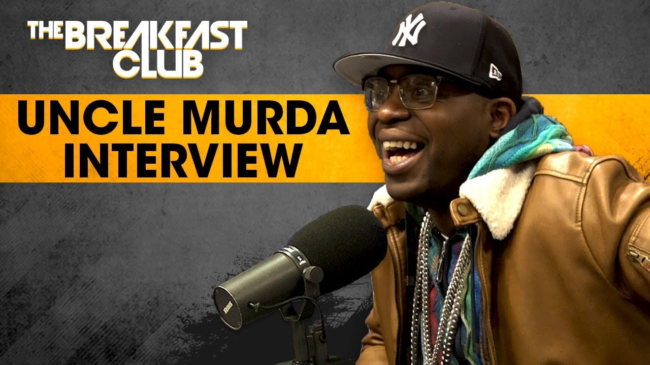 Uncle Murda Speaks About Acting, Making Millions On Bitcoin & Mase