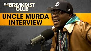 Uncle Murda Talks Acting, Bitcoin, Mase + More