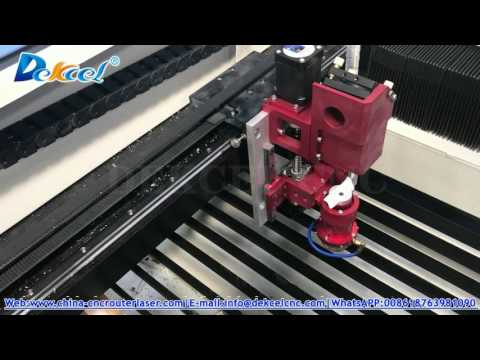 How to adjust laser path of  co2 150w metal laser cutting machine ?