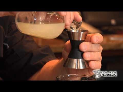 Two Different Ways to Serve a Lemon Drop