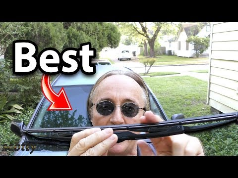 The Best Wiper Blades in the World and Why