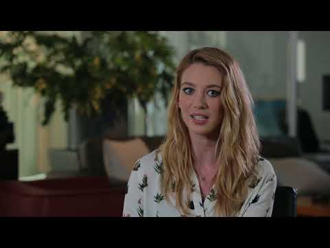 Interview With Yael Grobglas