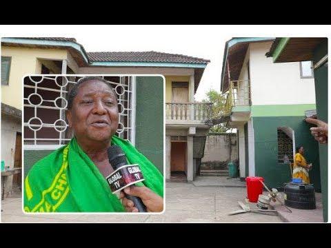 Ajifunika Bendera ya CCM Alia na Magufuli Bomoabomoa Kimara-Dar, Kisa Kizima Hiki Hapa