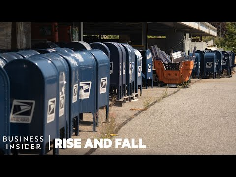 The Rise And Fall of USPS