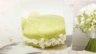 Коробочка для колец Gilliann Prestige PIL158