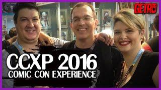 CCXP Comic Con Experience 2016