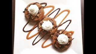 How To Make The Pastryarch's Carmelita Cups! Gluten Free!