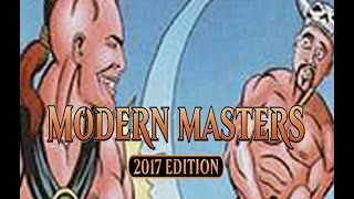 Modern Masters 2017 Box Cracking - My Best Pulls EVER