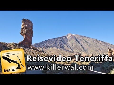 Reisereportage Teneriffa -