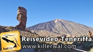 Reisereportage Teneriffa - kwtrip 24 Urlaubsvideo Dokumentation über Urlaub & Reise [CC BY-SA]