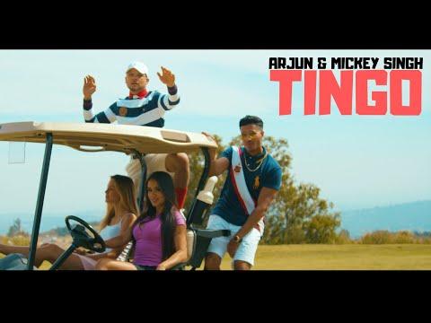 Смотреть клип Arjun & Mickey Singh - Tingo