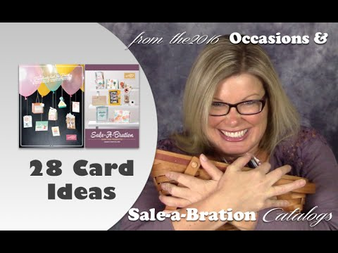 28 New Stampin Up Card Ideas In 10 Minutes New Giveaway