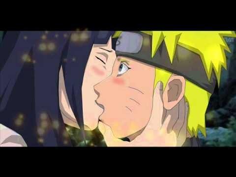 Naruto kiss Hinata THE LAST NARUTO MOVIE kiss scene HD