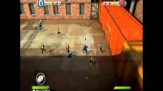 FIFA 11 Wii - UK Street