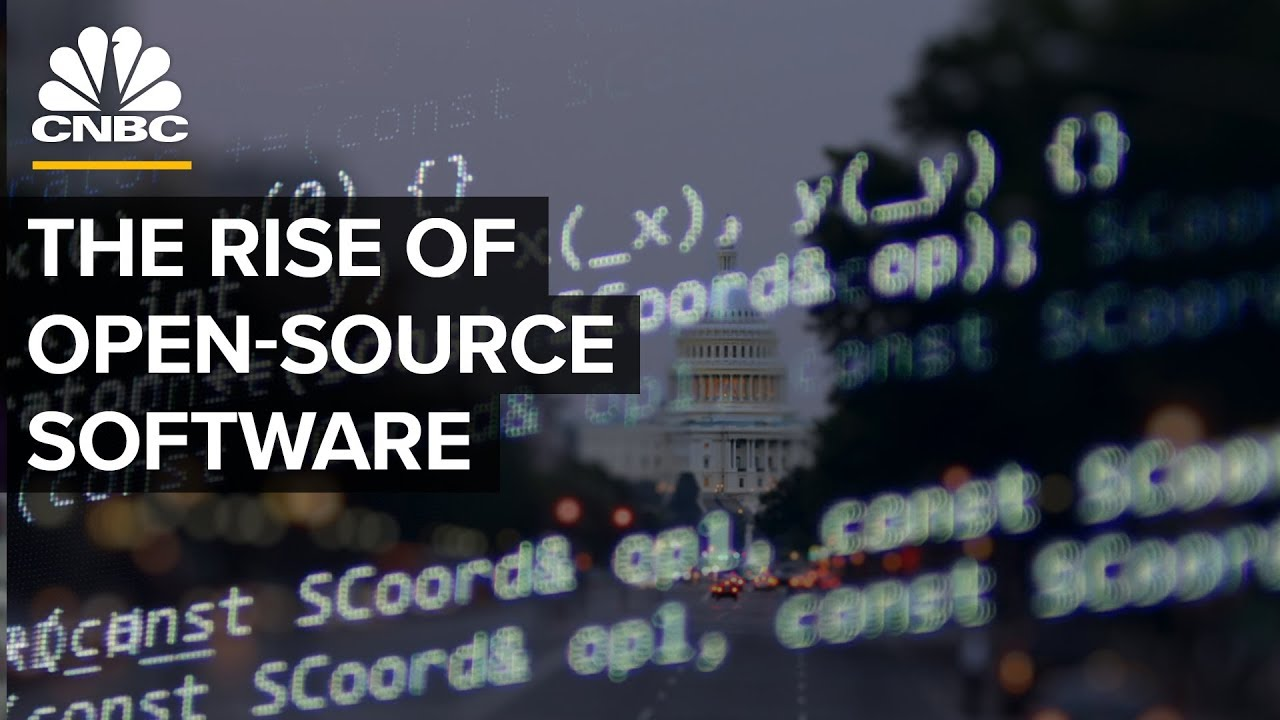 Download The Rise Of Open-Source Software