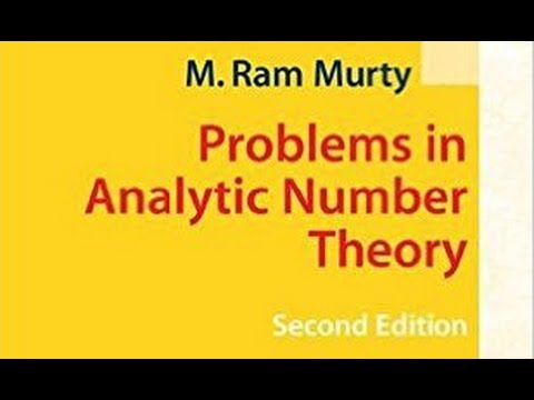 Ram Murty 1/8 Partial summation formula and applications
