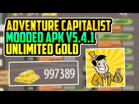 Adventure Capitalist Goldbars Hack Tool - Online Bucks and