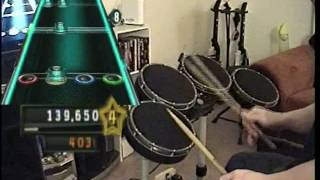 Guitar Hero 5 Expert Drums - Feel Good Inc. FC 100%