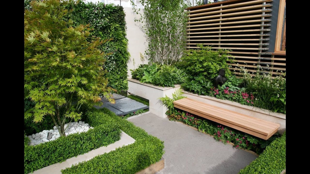 garden design i garden design layout plans youtube - Garden Design Long Narrow Plot